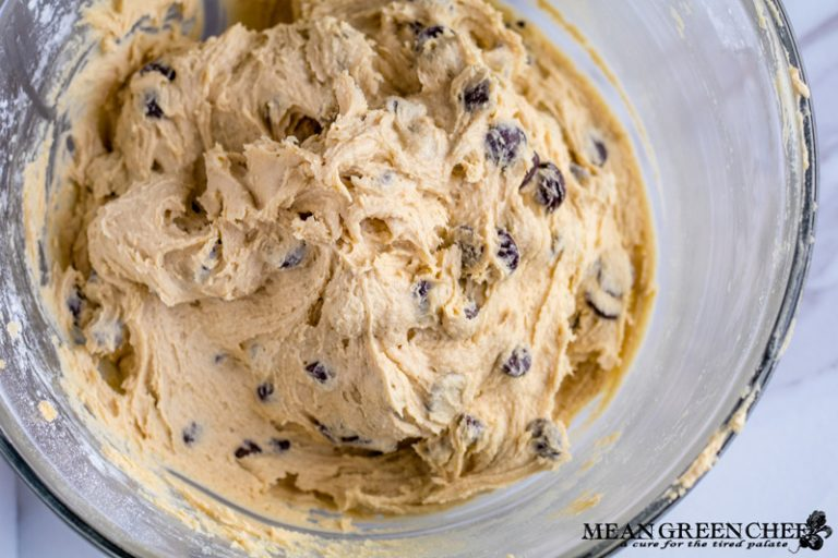 Bakery Style Chocolate Chip Cookie Dough