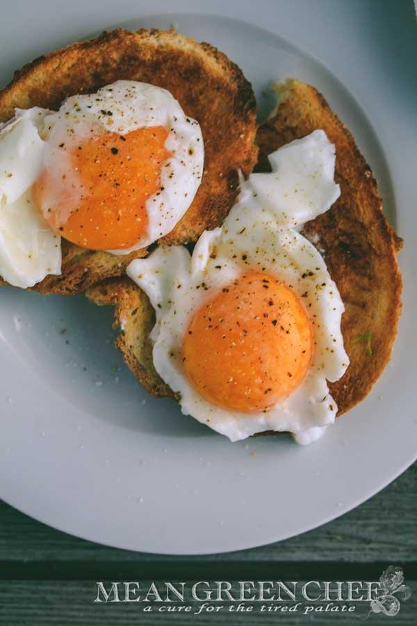Soft Boiled Eggs Recipe | Mean Green Chef