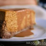 Pumpkin Spice Cheesecake with Caramel Sauce Recipe