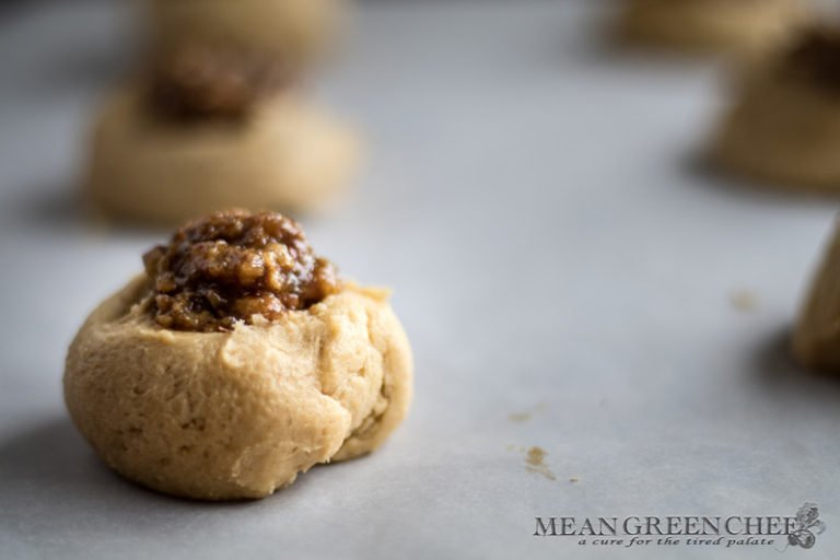 Roasted Pecan Pie Cookies Recipe
