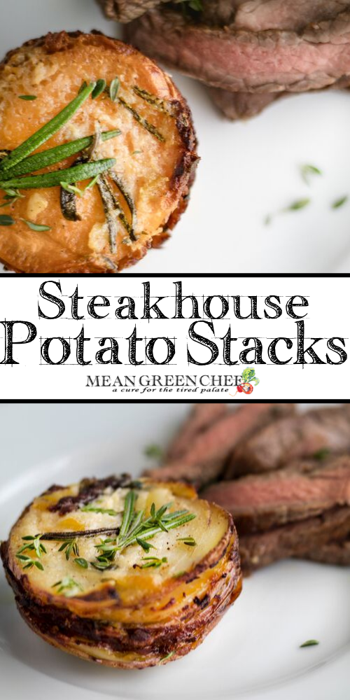 Steakhouse Potato Stacks
