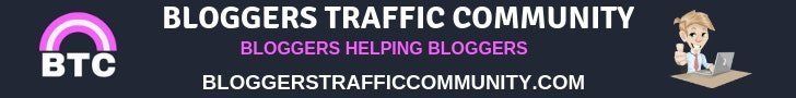 Bloggers Traffic Community banner BTC