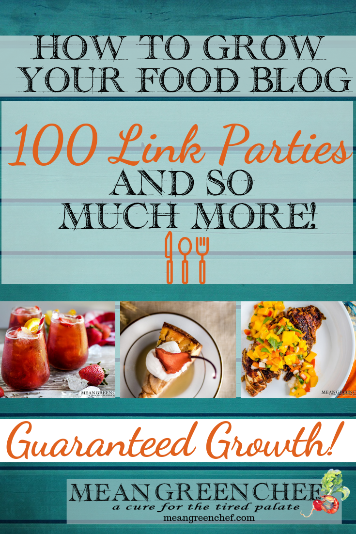 HOW TO GROW YOUR FOOD BLOG, GUARANTEED FOOD BLOG TRAFFIC!