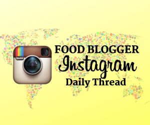 Instagram Food Blog Daily comment thread on Facebook.