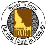 Idaho potatoes logo