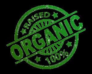 raised organic