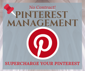 Pinterest Management Service with Mean Green Chef