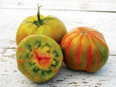 Striped Heirloom Tomatoes