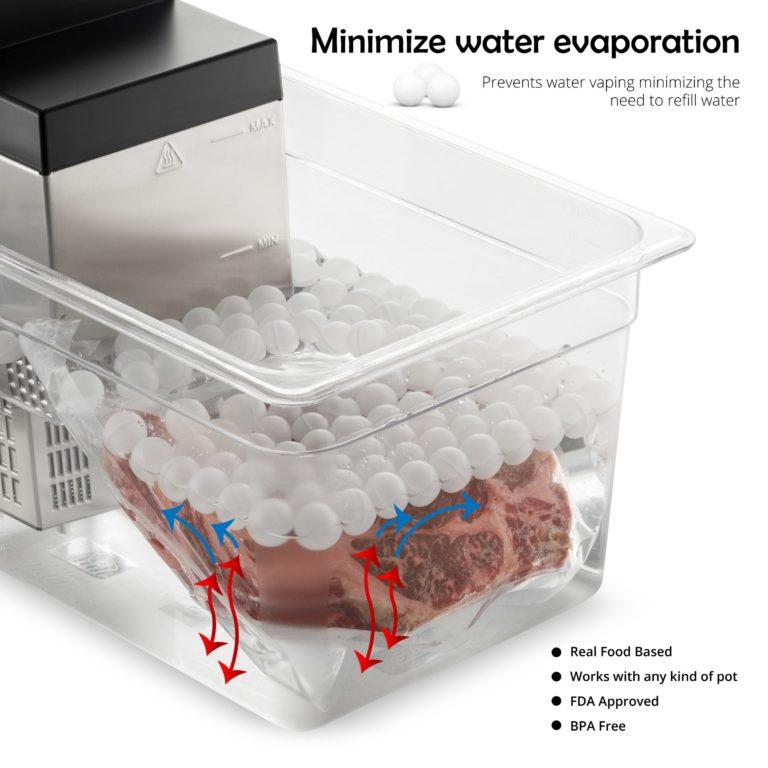 Souvia Commercial Sous Vide Immersion Circulation, Bundle