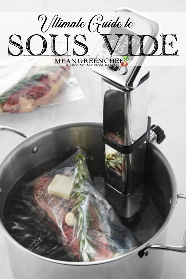 Sous Vide Machine cooking steak